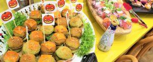 Happy Halloween!パーティー事例報告【第1弾】月に1度の社内イベントをハロウィン仕様に!