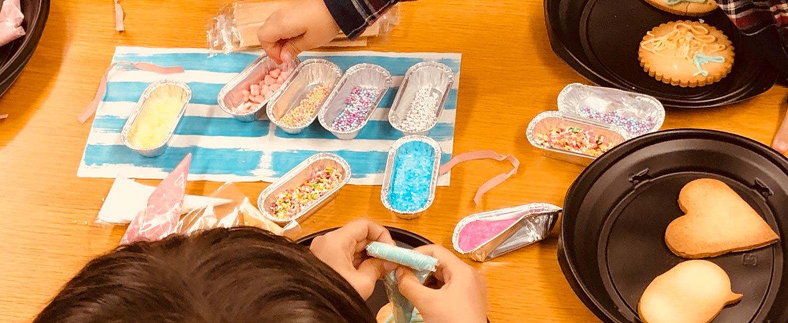 お料理から会場装飾まで大人も子供も楽しめるファミリーデーにしたい!