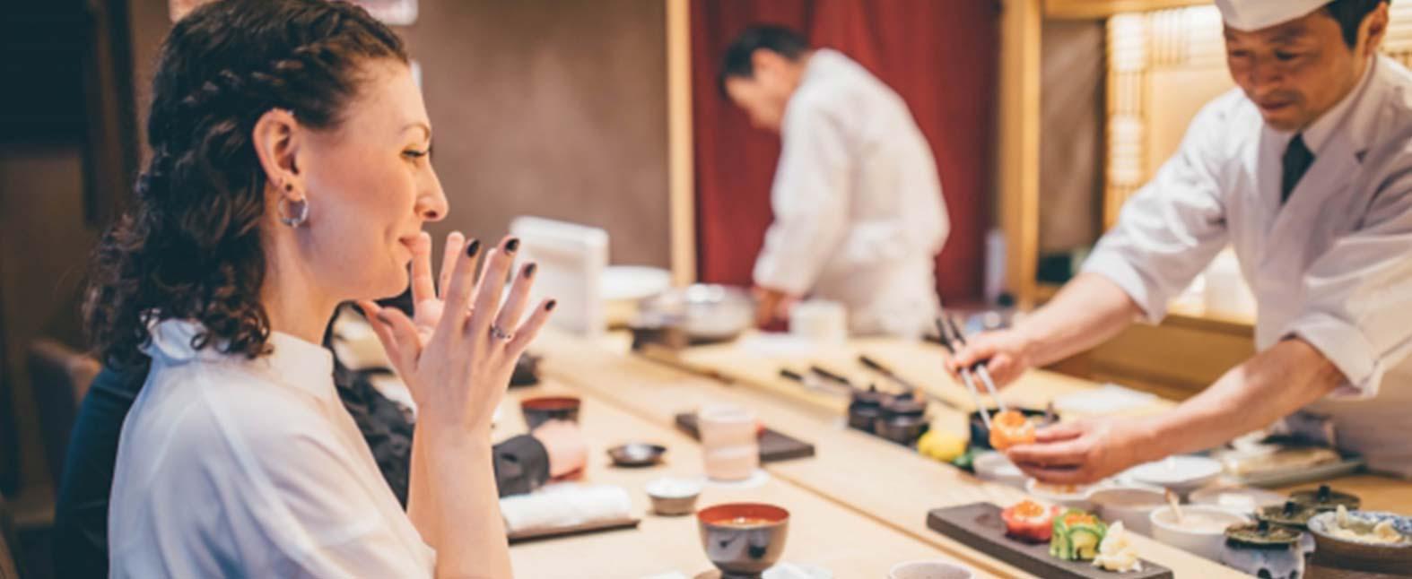 外国人ゲストに高評価!おもてなしの心を伝える和食ケータリング