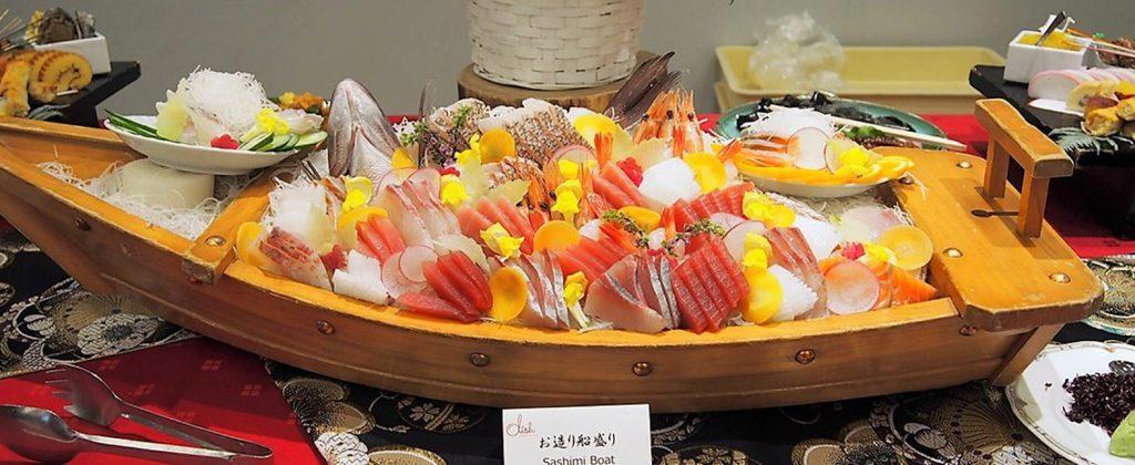 一年の始まりを盛大に!門松にお節!和食をふんだんに盛り込んだ新年会パーティー