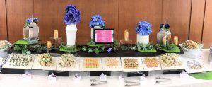 殺風景な会場をお料理で華やかに!テーブルコーディネートを活用したパーティー事例を大公開