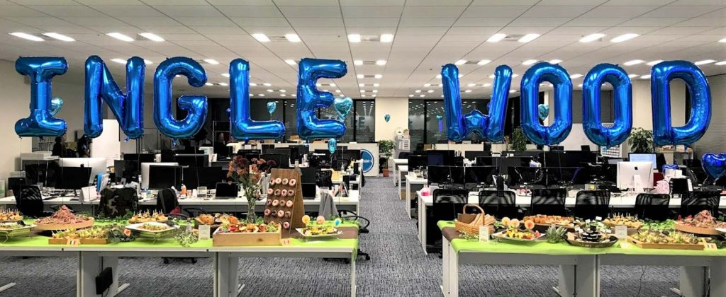 年に一度の周年記念パーティー! オリジナリティを取り入れて、社員交流の深まる素敵な慰労会を実現!